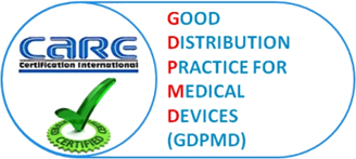 Goods Distribution Practice For Medical Devices (GDPMD)